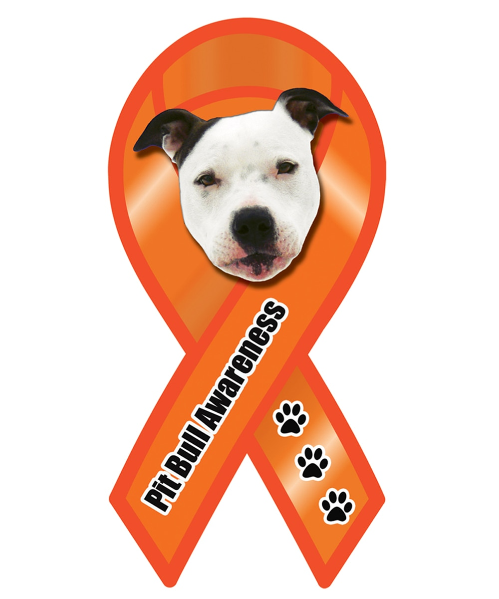 Pit Bull Awareness Magnet - Gus