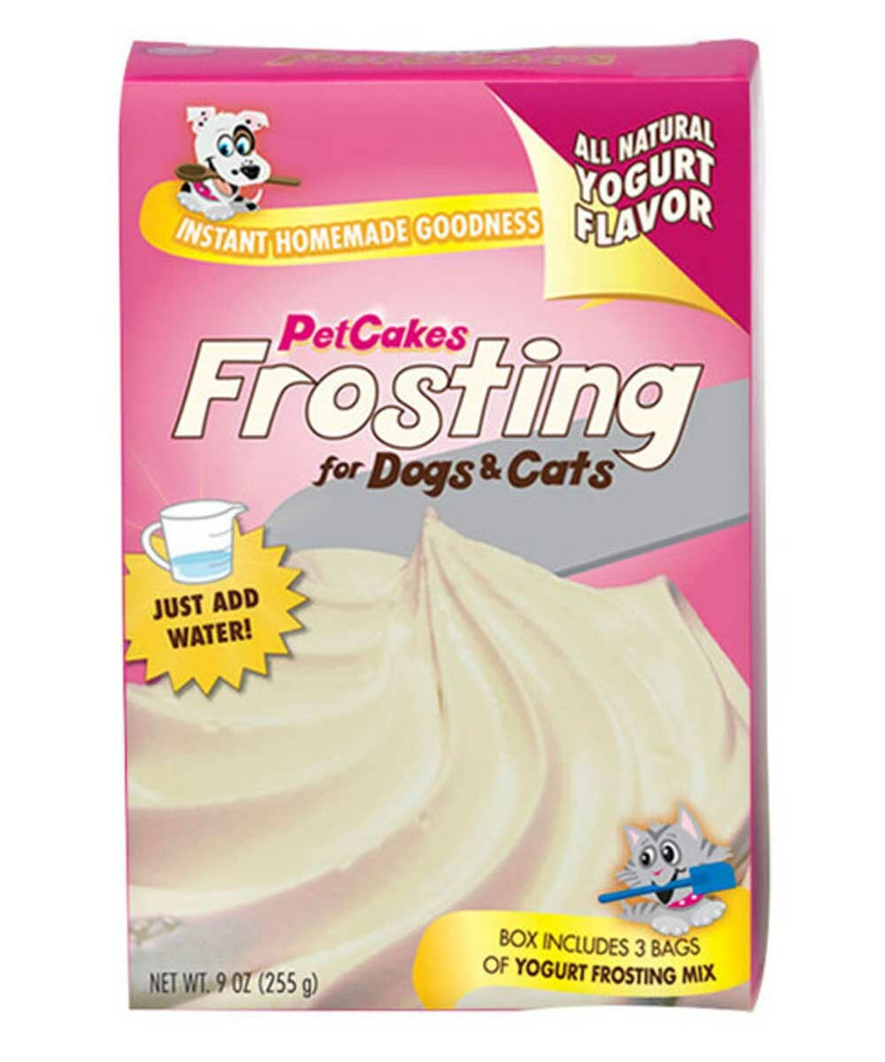 Dog Birthday Cake Frosting Refill