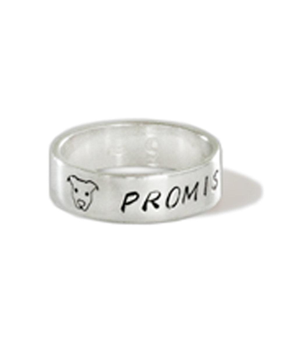 Pit Bull Promise Ring
