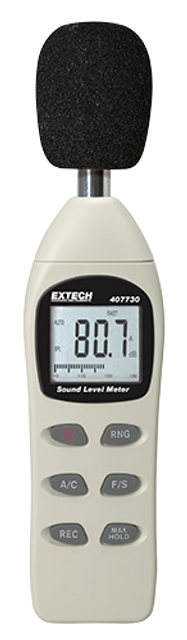 407730: Digital Sound Level Meter