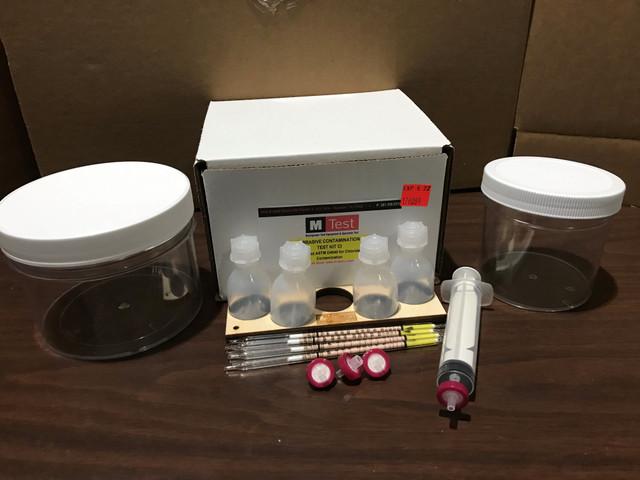 Abrasive Test Kit - Chloride or ASTM D4940