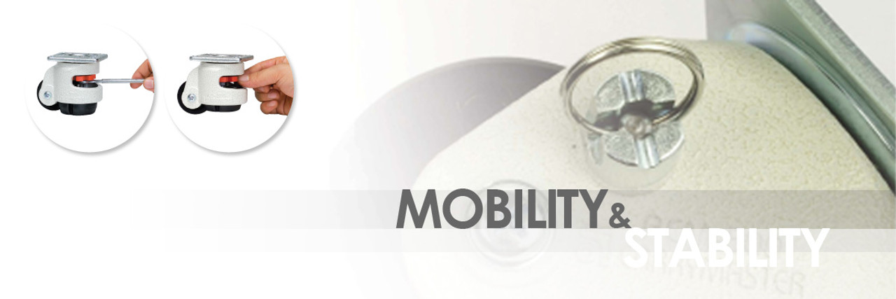 Carrymaster Mobility & Stability Solutions
