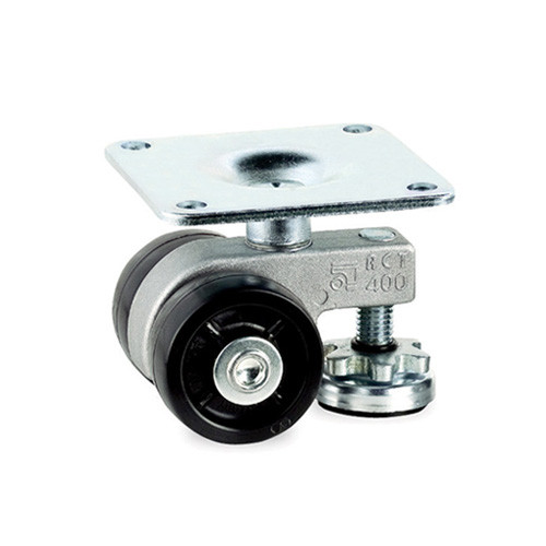 CarryMaster ACT-400F Leveling Caster Wheel