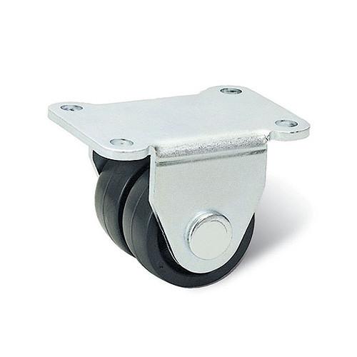 CarryMaster ACTM-400 Rigid Non-Leveling Castor Wheel