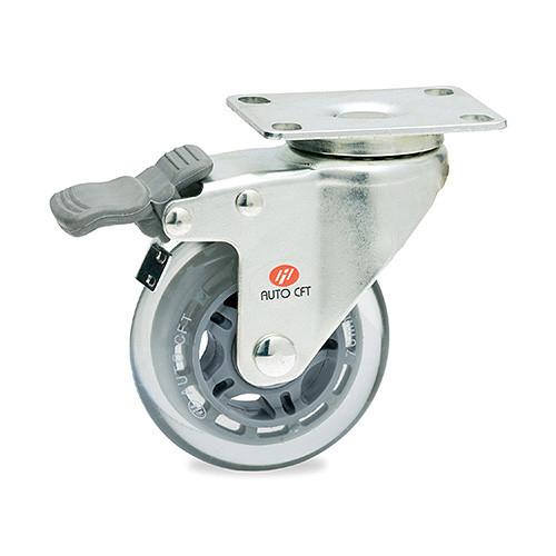 CarryMaster ACSU-64SFB Light Duty Polyurethane Wheel