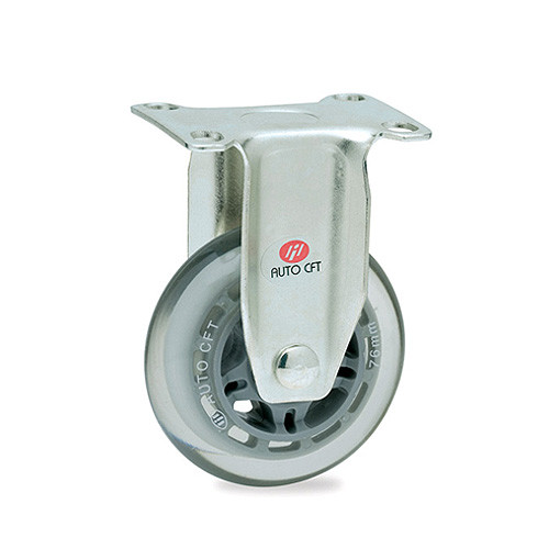 CarryMaster ACSU-76RF Light Duty Polyurethane Wheel