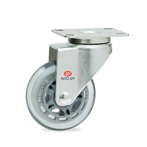 CarryMaster ACSU-76SF Light Duty Polyurethane Wheel