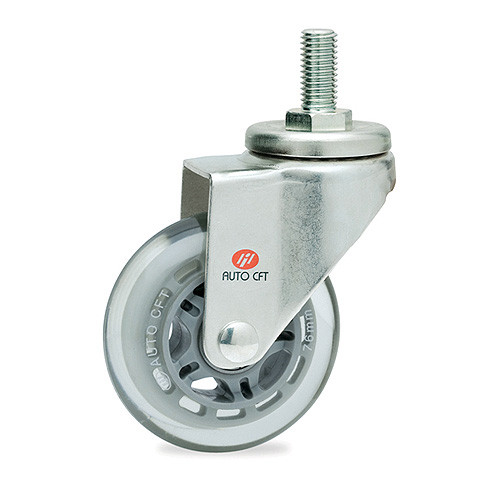 CarryMaster ACSU-102SS Light Duty Polyurethane Wheel