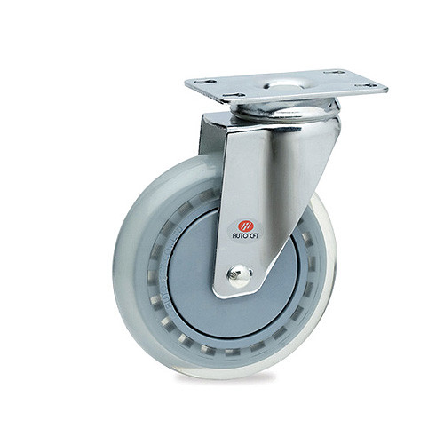 CarryMaster ACLU-127SF Light Duty Polyurethane Wheel