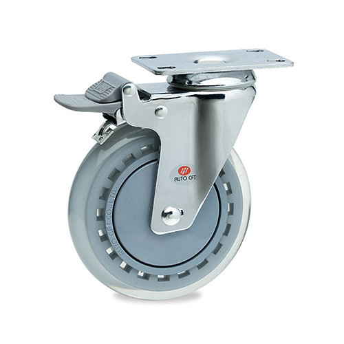 CarryMaster ACLU-150SFB Light Duty Polyurethane Wheel