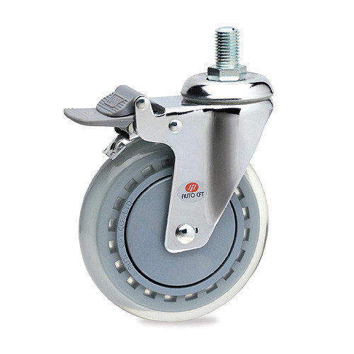 CarryMaster ACLU-150SSB Light Duty Polyurethane Wheel