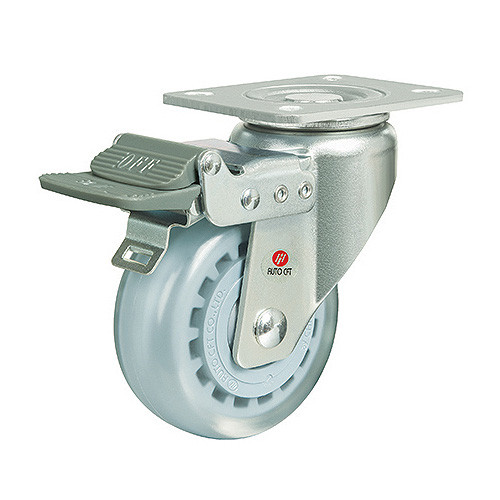 CarryMaster ACLMU-100SFB Medium Duty Polyurethane Wheel