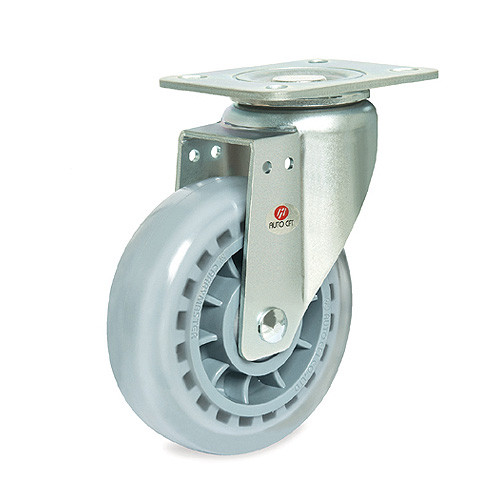 CarryMaster ACLMU-125SF Medium Duty Polyurethane Wheel