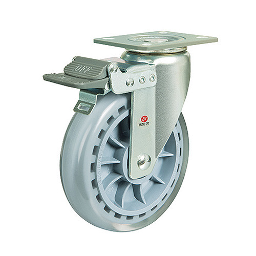 CarryMaster ACLMU-150SFB Medium Duty Polyurethane Wheel
