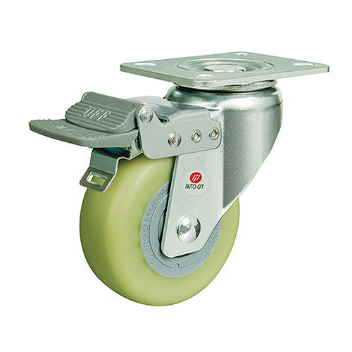 CarryMaster ACLHU-100SFB Medium Duty Polyurethane Wheel