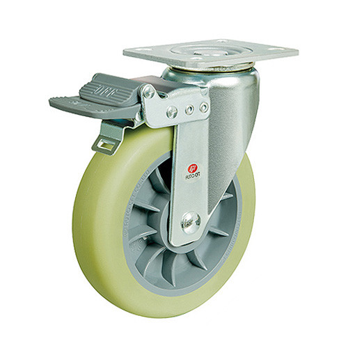 CarryMaster ACLHU-150SFB Medium Duty Polyurethane Wheel