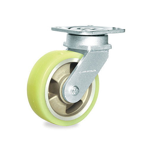 CarryMaster ACMU-100SF Medium Duty Polyurethane Wheel