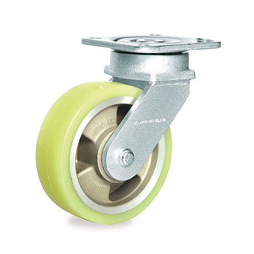 CarryMaster ACMU-125SF Medium Duty Polyurethane Wheel