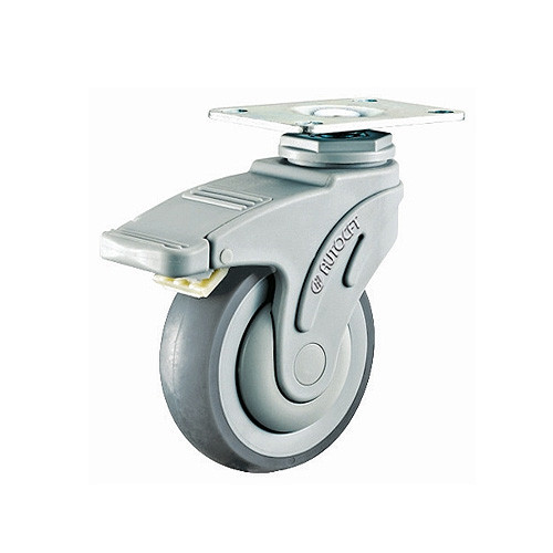CarryMaster ACMC-76SFB Light Duty Plastic Caster
