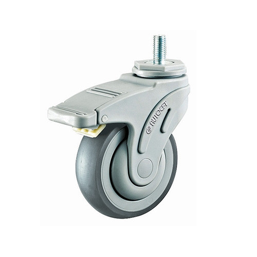 CarryMaster ACMC-76SSB Light Duty Plastic Caster