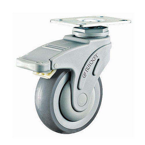 CarryMaster ACMC-102SFB Light Duty Plastic Caster