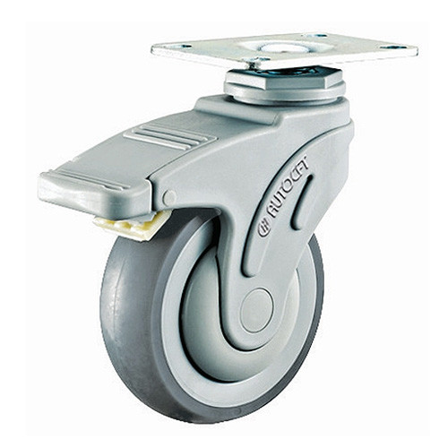 CarryMaster ACMC-127SFB Light Duty Plastic Caster