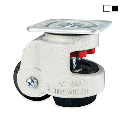CarryMaster AC-600F Leveling Caster Wheel