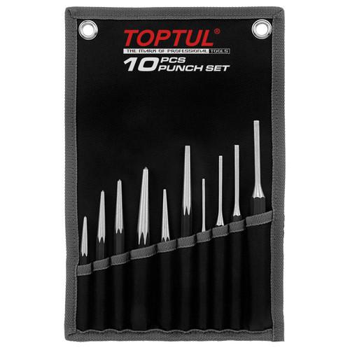 Toptul GPAQ1001 Punch Set 10pcs