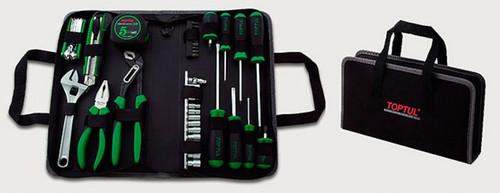 Toptul GPN-043A Tool Bag Set 43pcs