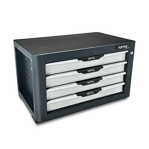 Toptul TBAL0403 Pro Plus Tool Chest 4 Drawer Gray