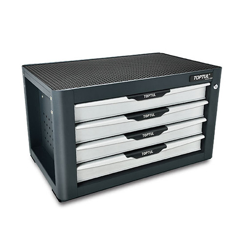 Toptul TBAL0403 Pro Plus Tool Chest 4 Drawer Gray