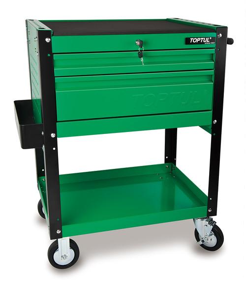 Toptul TCAD0206 Service Cart 2 Drawer