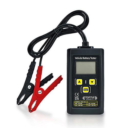 Toptul EAAD0112 Digital Vehicle Battery Tester