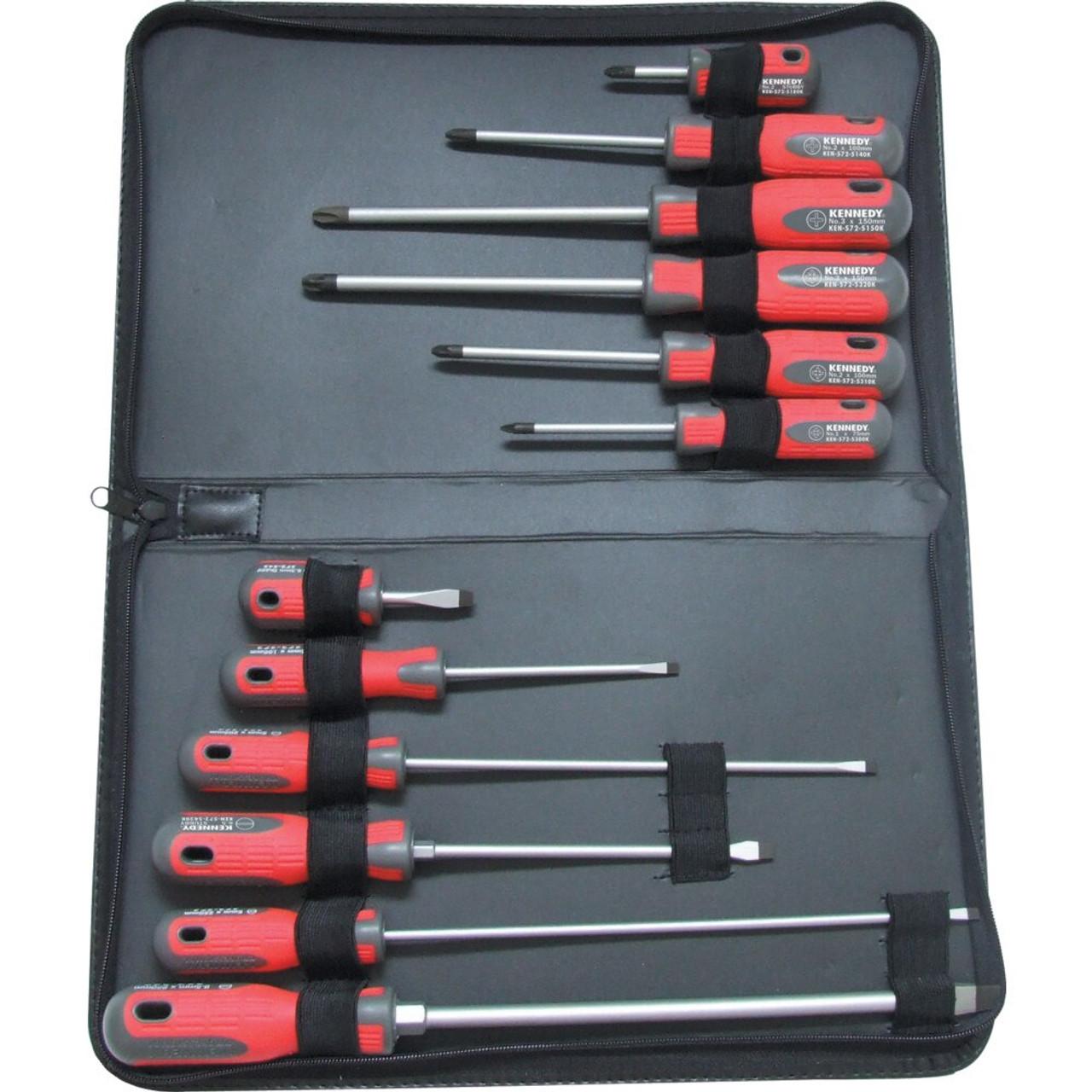 Kennedy-Pro Torx Pro-Torq Precision Screwdriver Set 6-Pce