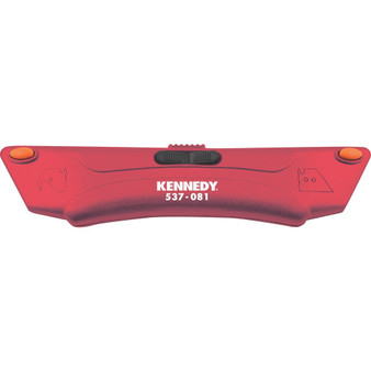 Kennedy TWIN HEADED QUICK RELEASE UTILITY KNIFE