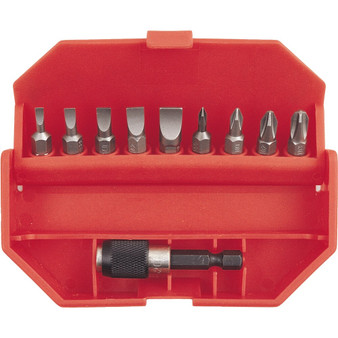 Kennedy 10PCE SCREWDRIVER BIT SET
