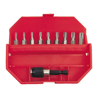 Kennedy 10PCE TORX TAMPERPROOFBIT SET