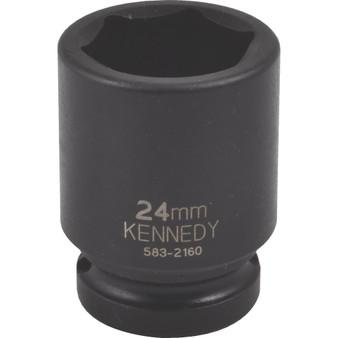 Kennedy 10mm IMPACT SOCKET 12inch SQ DR
