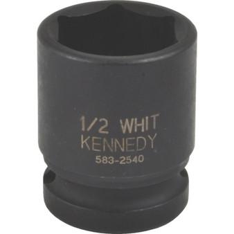 Kennedy 1116inch WHIT IMPACT SOCKET 12inch SQ DR