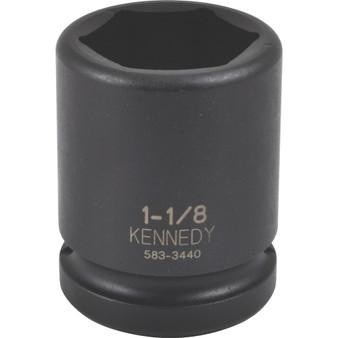 Kennedy 1116inch IMPACT SOCKET 34inch SQ DR