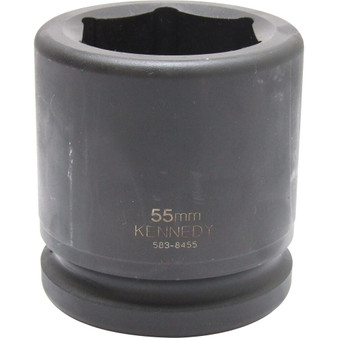 Kennedy 55mm  IMPACT SOCKET 112inch DR