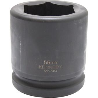 Kennedy 60mm  IMPACT SOCKET 112inch DR