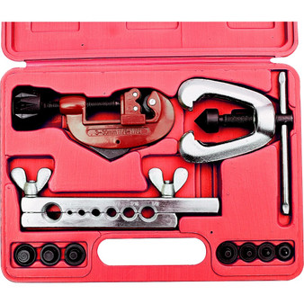 Kennedy FLARING TOOL KIT WITH PIPE CUTTER SET10