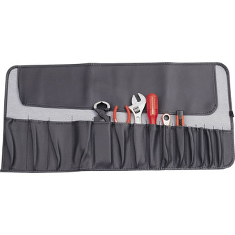 Kennedy 15 PLEATED POCKET TOOL ROLL