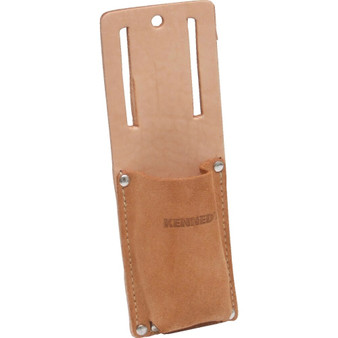 Kennedy PLIERWRENCH POUCH SUEDELEATHER