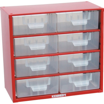 Kennedy 8DRAWER SMALL PARTS STORAGE CABINET