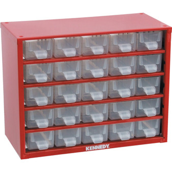 Kennedy 25DRAWER SMALL PARTS STORAGE CABINET