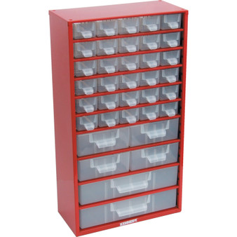 Kennedy 36DRAWER COMB. PARTS STORAGE CABINET