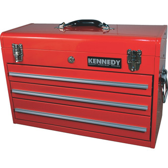 KennedyPro 3DRAWER TOOL CHEST