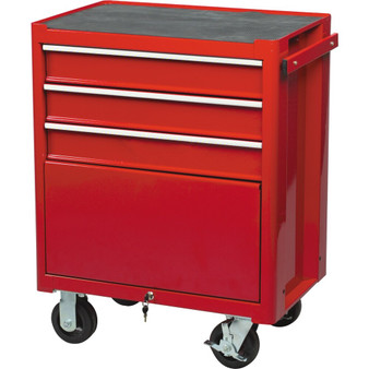 KennedyPro RED 3DRAWER PROFESSIONALROLLER CABINET